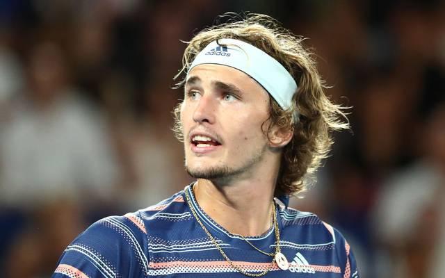 Alexander Zverev wird beim Davis-Cup-Auftakt in Düsseldorf dem DTB-Team fehlen