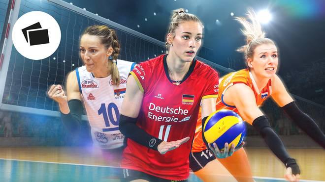 Louisa Lippmann, Maja Ognjenovic, Britt Bongaerts