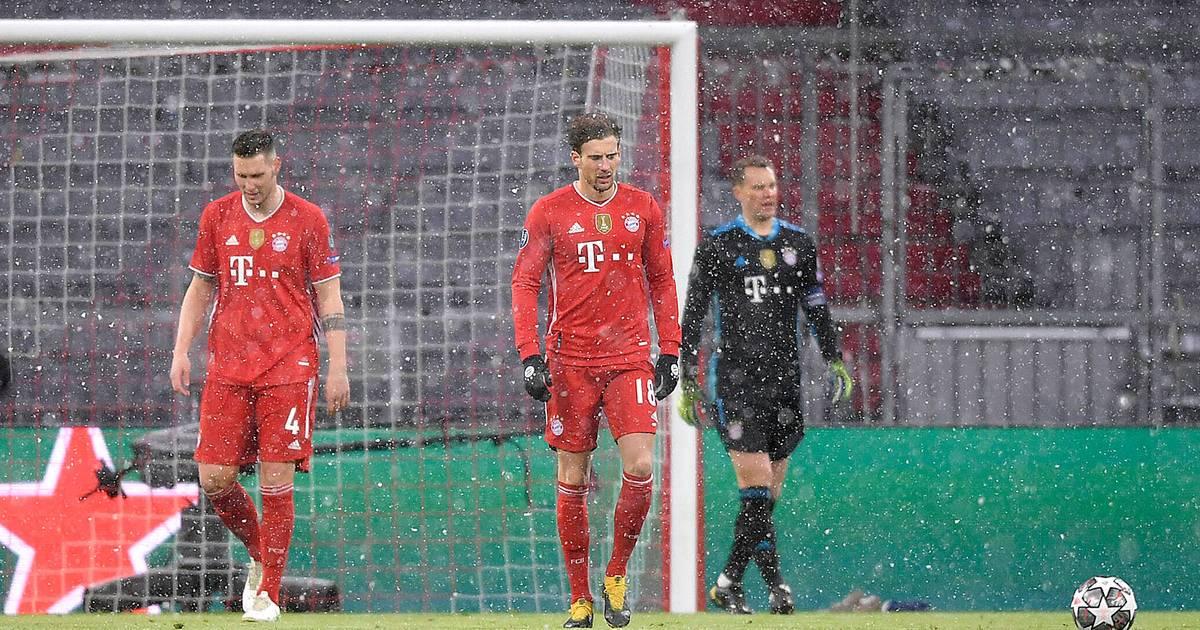 Photo of FC Bayern – PSG: Goretzka und Süle verletzt – so steht's um das FCB-Duo   SPORT1