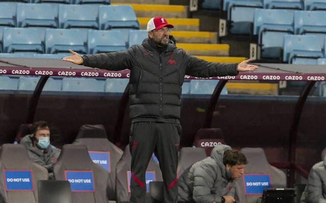 Jürgen Klopp musste mit dem FC Liverpool eine empfindliche Niederlage hinnehmen