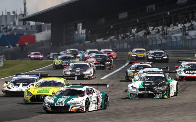 Das ADAC GT Masters macht am Wochenende auf dem Hockenheimring Station