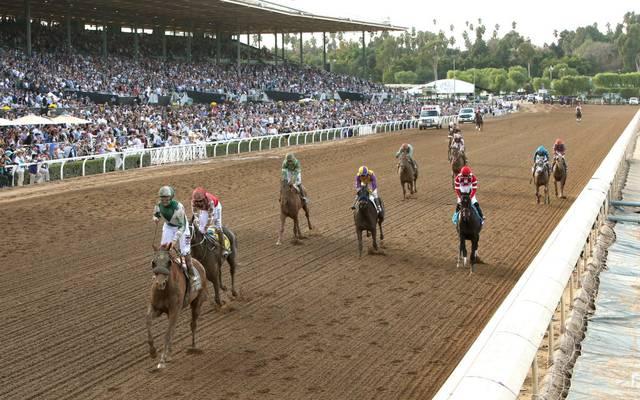 Der Santa Anita Park steht in der Kritik