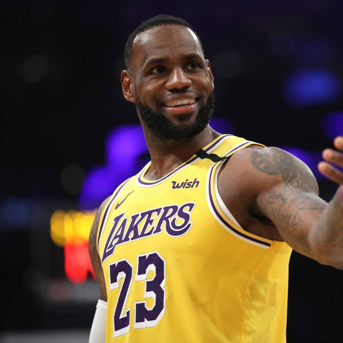 Ohne Davis! Lakers schlagen Rockets