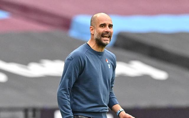 Pep Guardiola wehrt sich gegen die Vorwürfe er habe den Agüero-Ausfall provoziert