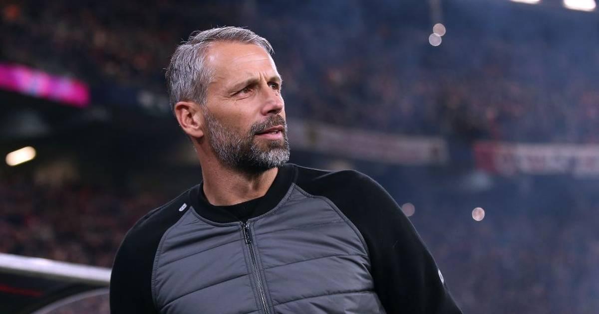 Mönchengladbach: Trainer Marco Rose spricht nicht über Meisterschaft