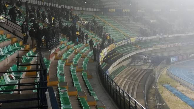Das Stadio Marcantonio Bentegodi ist in die Jahre gekommen