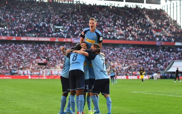 Nach dem Sieg beim 1. FC Köln will Gladbach mit Fortuna Düsseldorf den nächsten Rivalen besiegen