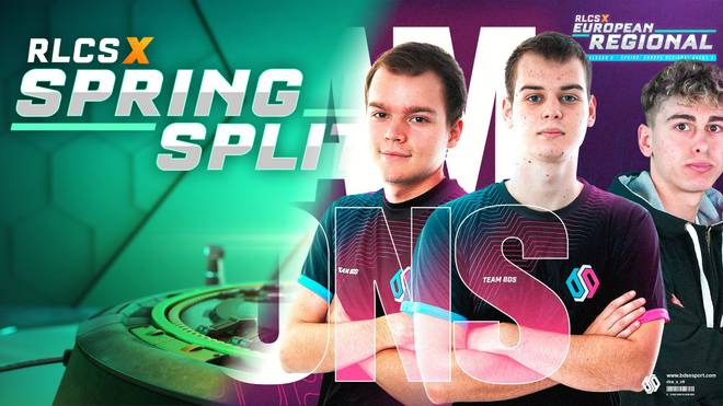 Der Spring Split beginnt wie der Winter Split endete - mit Team BDS