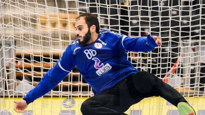 Karim Hendawy bestreitet mit Ägypten das Auftaktspiel