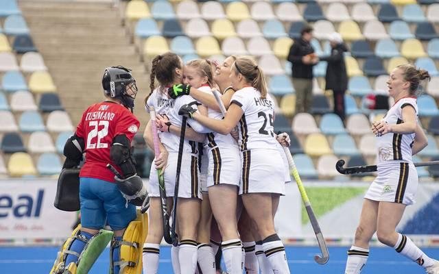 Pro League: Hockey-Frauen feiern zweiten Sieg gegen Belgien