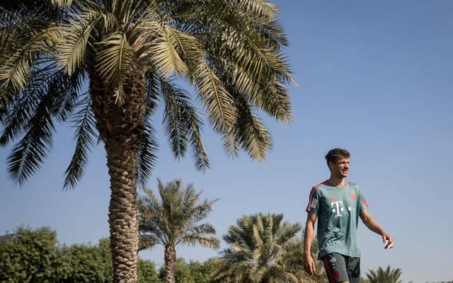 Thomas Müller und der FC Bayern reisen trotz Kritik nach Katar