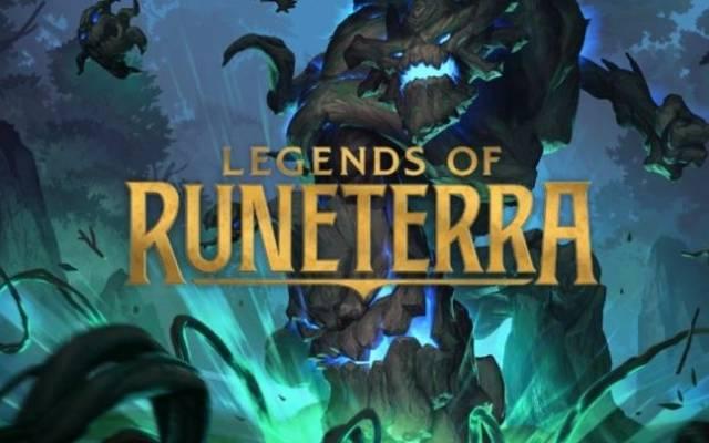Maokai, der verdorbene Baumriese, ist der dritte neu veröffentlichte Champion für Legends of Runeterra.