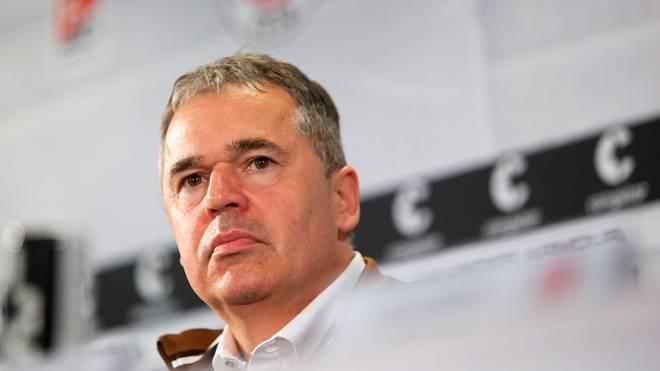 Andreas Rettig war zwischen 2013 und 2015 Geschäftsführer der DFL