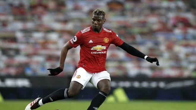 Paul Pogba und Manchester United sind Topfavorit auf den EL-Titel