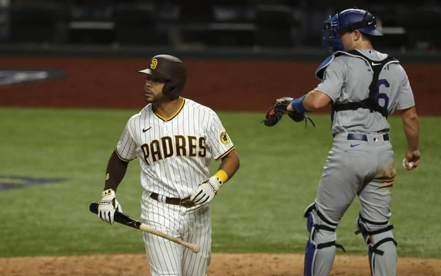 Tommy Pham spielt für die San Diego Padres