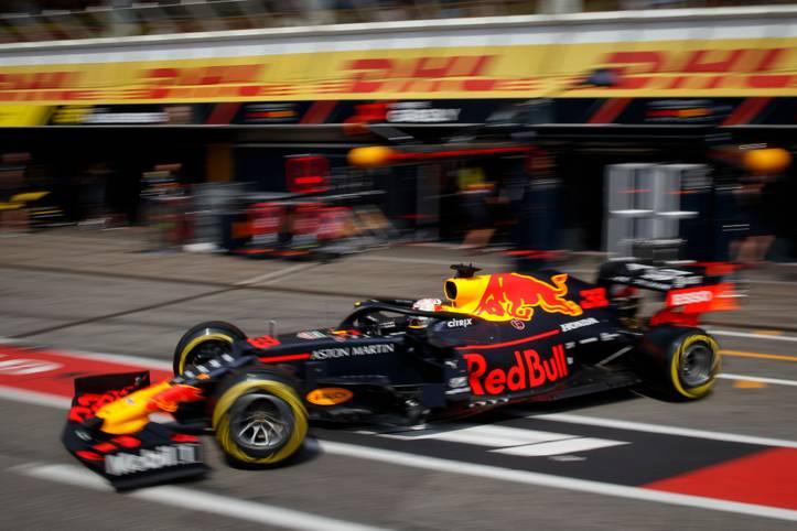 So schnell war noch niemand! In sage und schreibe 1,88 Sekunden (!) fertigte die Red-Bull-Crew beim Großen Preis von Deutschland am Hockenheimring den späteren Sieger Max Verstappen beim Boxenstopp ab - neuer Formel-1-Rekord!