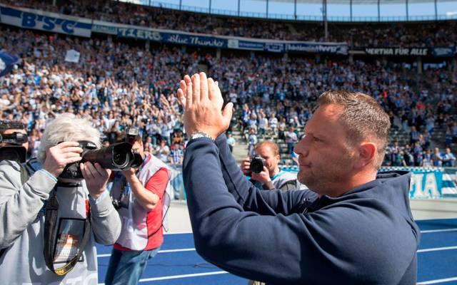 Sein vorerst letztes Bundesligaspiel erlebte Pal Dardai im Mai 2019 gegen Leverkusen