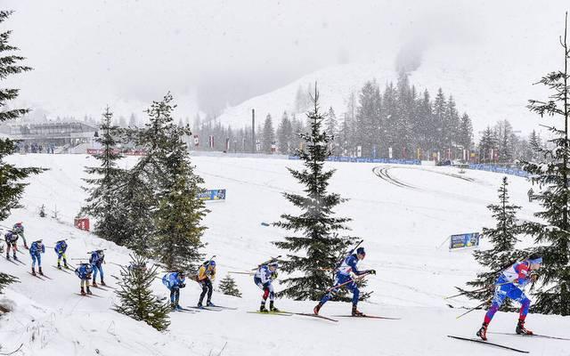 Im deutschen Biathlonteam gibt es einen Coronafall