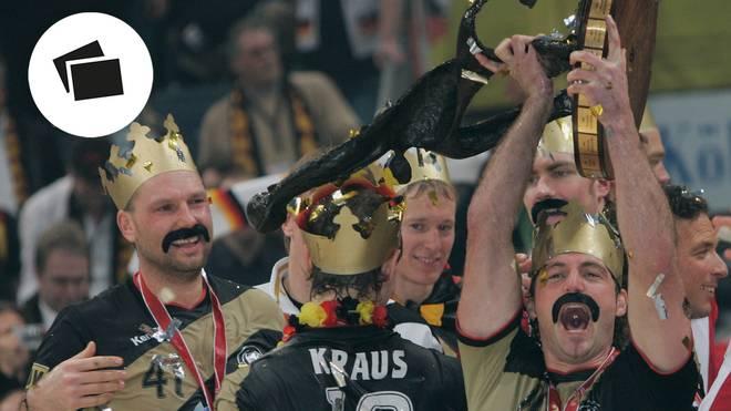 Deutschland feierte 2007 den WM-Sieg im eigenen Land