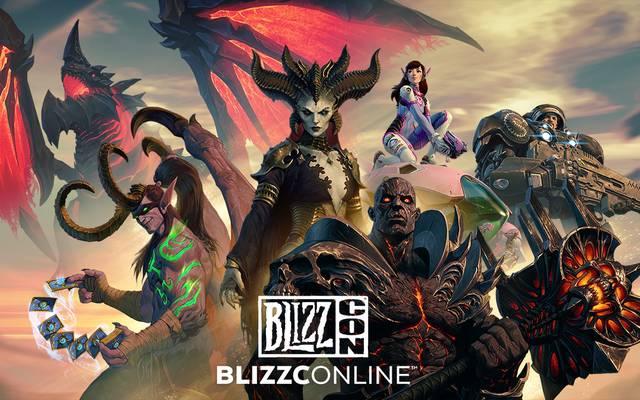 Die BlizzConline wird für alle kostenlos. Welche Überraschungen hält Blizzard wohl bereit?