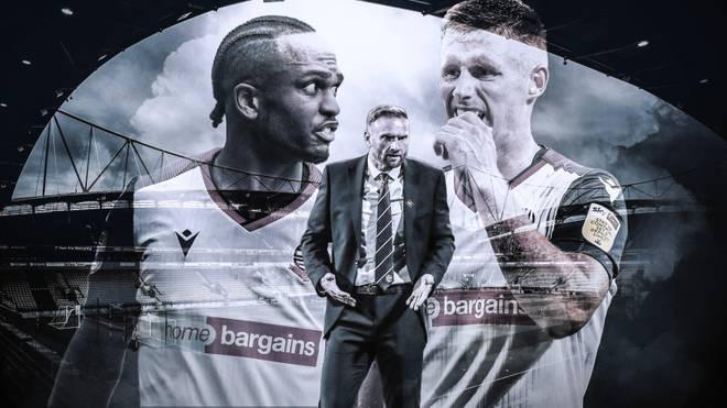 Die Bolton Wanderers gehen in der neuen Saison in der 4. Liga an den Start