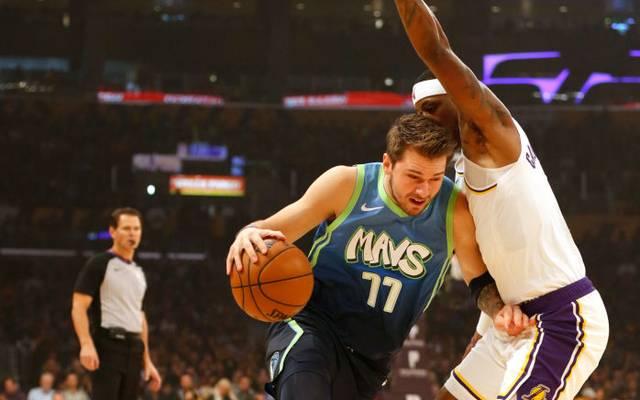 Lakers Gegen Mavericks Lakers Vs Mavericks Tickets