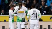 Borussia Mönchengladbach will zurück an die Spitze