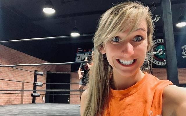 Kylie Rae fehlte kurzfristig bei Bound for Glory
