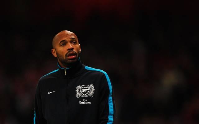 Thierry Henry blickt auf eine große Karriere beim FC Arsenal und dem FC Barcelona zurück.