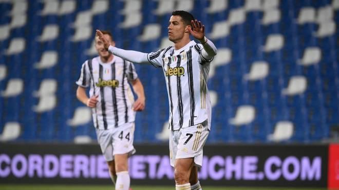 Ronaldo erzielt 100. Tor im Juventus-Trikot