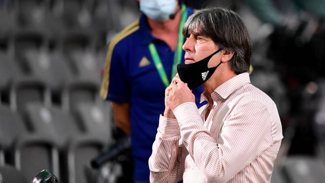 Joachim Löw konnte seine Mannschaft schon seit Monaten nicht mehr zum Training bitten
