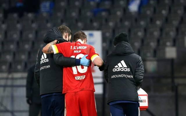 Max Kruse schoss für Union bislang sechs Tore und bereitete fünf weitere vor