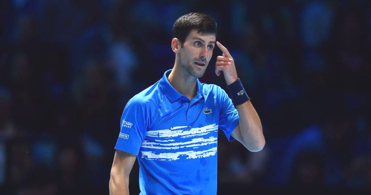 ATP Finals: Federer besiegt Berrettini - Djokovic unterliegt Thiem in London - SPORT1