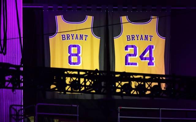 Kobe Bryant starb am 26. Januar 2020 bei einem Hubschrauberabsturz