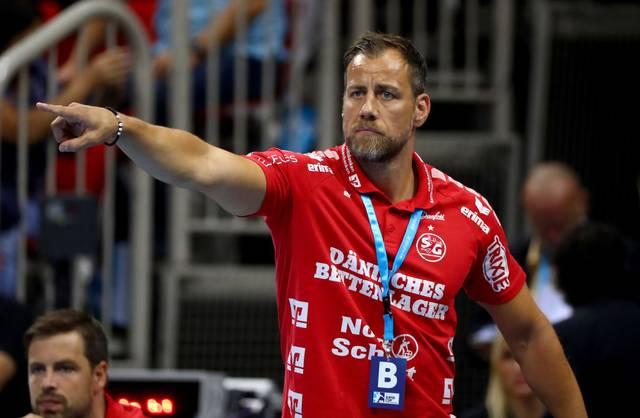 Maik Machulla ist seit 2017 Cheftrainer der SG Flensburg-Handewitt