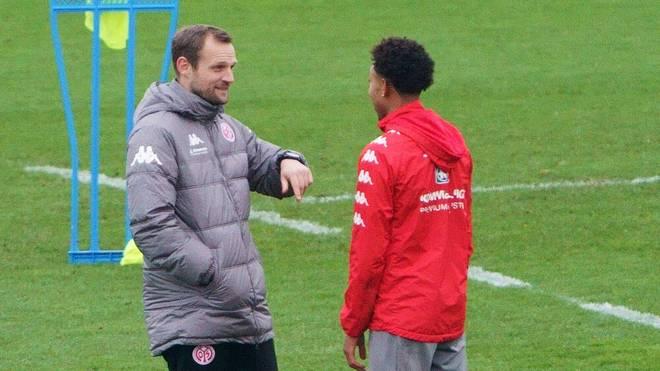 Bo Svensson soll den FSV Mainz vor dem Abstieg retten