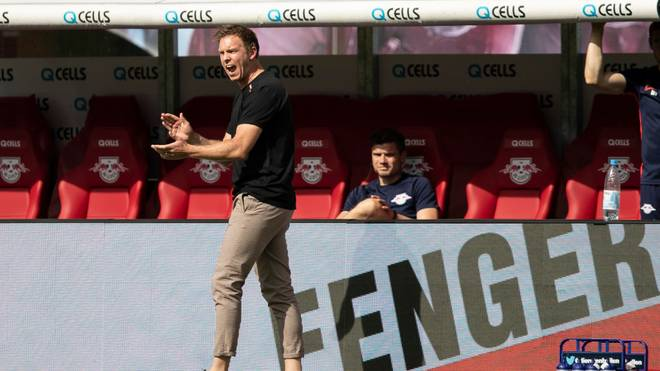 Erwartet viel von Neuzugang Henrichs: RB-Coach Julian Nagelsmann