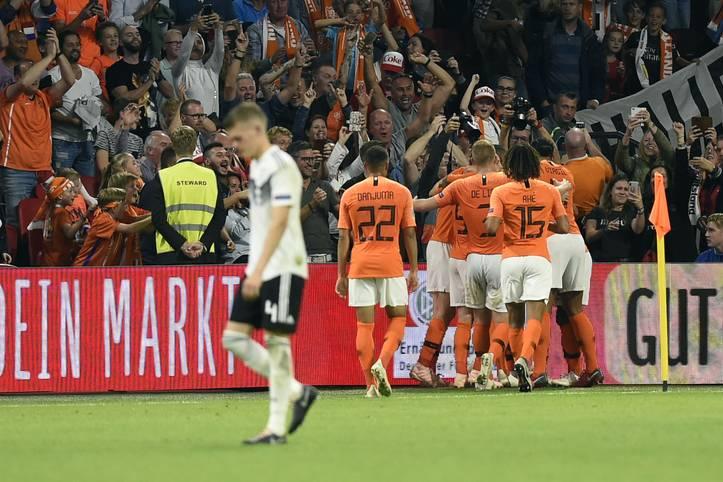 Die deutsche Nationalmannschaft hat in der Nations League gegen die Niederlande eine herbe 0:3-Niederlage kassiert