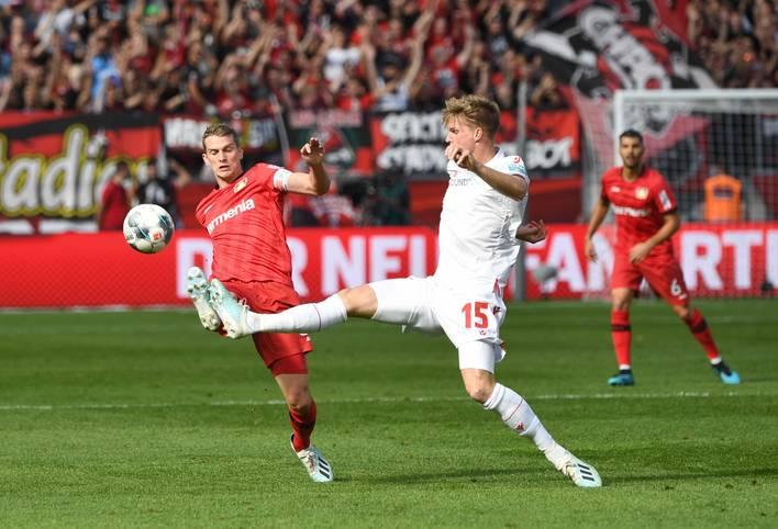 Jubiläum für Lars Bender! Der 30-Jährige absolviert am 21.09.2019 gegen Union Berlin sein 300. Pflichtspiel für Bayer Leverkusen und zählt spätestens jetzt zu den ganz Großen in der Bayer-Historie