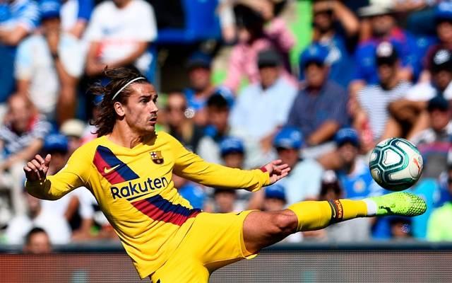 Antoine Griezmann tritt mit dem FC Barcelona beim SD Eibar an