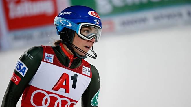 Mikaela Shiffrin pausiert seit einigen Wochen im Weltcup