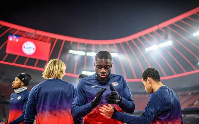 Dayot Upamecano spielt ab der nächsten Saison für den FC Bayern