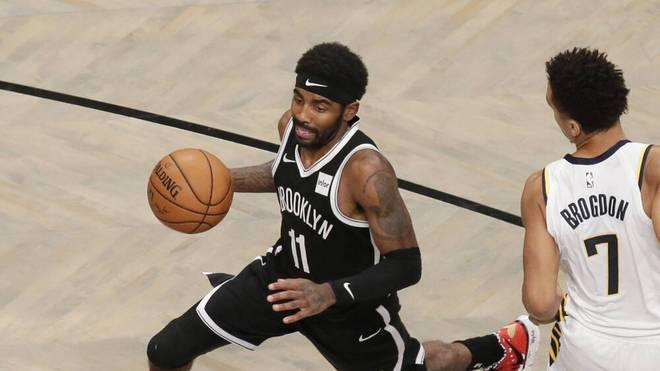 Kyrie Irving erzielte gegen die Clippers 39 Punkte