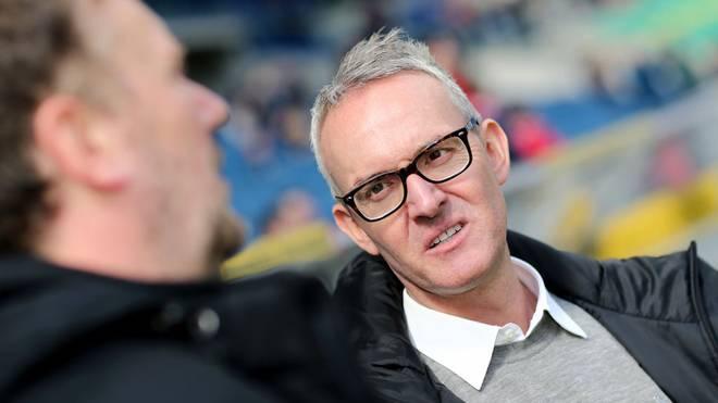 Alexander Wehrle ist Finanz-Geschäftsführer beim 1. FC Köln