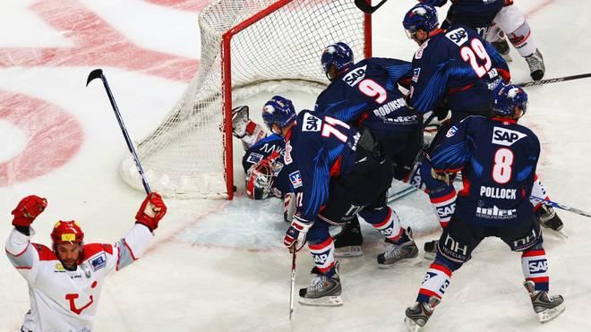 Die neue Eishockey Saison beginnt am 18. September