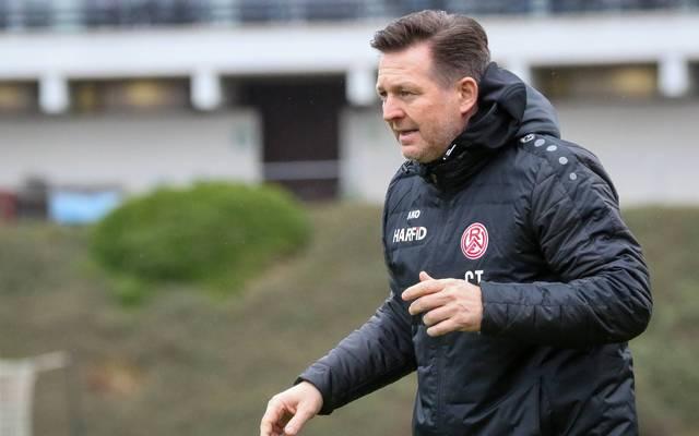Christian Titz ist nicht mehr Trainer von Rot-Weiss Essen