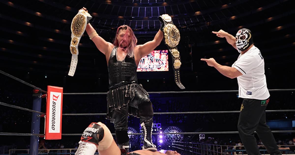 Wrestling-Boss Harold Meij (NJPW): Das machen wir besser als WWE