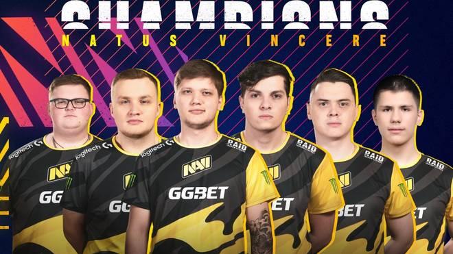 NAVI dominiert die dänische Konkurrenz von Astralis und gewinnt die Blast Premier Global Finals