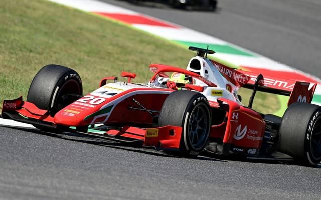 Bahrain: Mick Schumacher wird Vierter