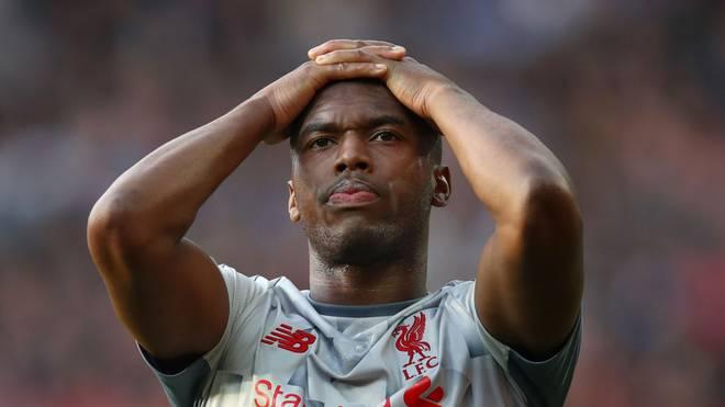 Daniel Sturridge gewann 2019 mit Liverpool die Champions League